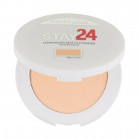 MAYBELLINE - SUPER STAY 24 - LONGWEAR MATTE POWDER WATERPROOF - Pressed Powder