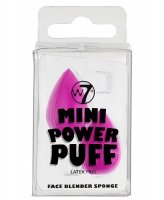 W7 - MINI POWDER PUFFS - PINK