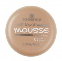 Essence - Soft Touch Mousse Makeup - Foundation