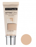 MAYBELLINE - AFFINITONE TONE - ON - TONE - Foundation - perfect match without mask effect - 17 - ROSE BEIGE - 17 - ROSE BEIGE