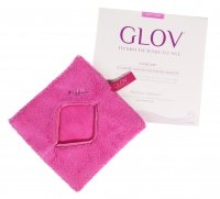 GLOV - HYDRO DEMAQUILLAGE - COMFORT COLOR EDITION - Glove for make-up removal - PARTY PINK