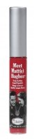 THE BALM - MEET MATT (E) HUGHES - LONG-LASTING LIQUID LIPSTICK