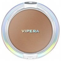 VIPERA - ART OF COLOR - COMPACT POWDER - Bronzing powder - AFRICAN EARTH - 202