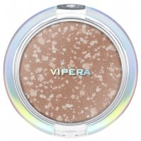 VIPERA - ART OF COLOR - COMPACT POWDER - COLLAGE BRONZER - 401