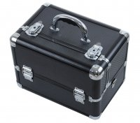 Make-up box - HZ038 BLACK