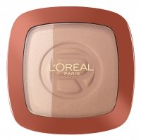 L'Oréal - GLAM BRONZE - Bronzer + Highlighter