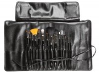 Maestro - Set of 14 brushes + case