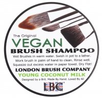 KRYOLAN - LBC VEGAN BRUSH SHAMPOO - YOUNG COCONUT MILK  - ART. 8850 N