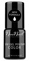 NeoNail - UV GEL POLISH COLOR - top coat with fine particles - (6 ml) - ART. 3794-1
