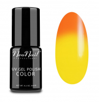 NeoNail - UV GEL POLISH COLOR - THERMO COLOR - 6 ml - 5184-1 - TEQUILA SUNRISE - 5184-1 - TEQUILA SUNRISE