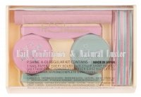NeoNail - P.Shine - Nail Conditioner & Natural Luster - NAIL BUFFER KIT - Japanese Manicure - ART. 1678