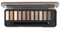 W7 - COLOR ME BUFF - NATURAL NUDES - EYE COLOR PALETTE - 12 Eyeshadows
