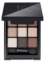 Karaja - WONDER SCULPT - Palette of 9 matt eye shadows - 1