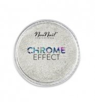 NeoNail - Powder chrome effect SILVER - ART. 5285