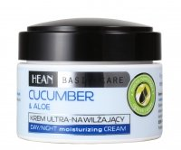 HEAN - CUCUMBER & ALOE day / night moisturizing cream