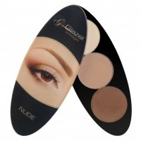 Glazel - EYE Ellipse - Magnetic eyeshadow palette