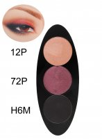 Glazel - EYE Ellipse - Magnetic eyeshadow palette - ROMANCE