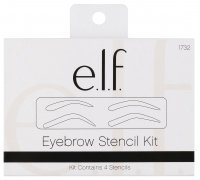 E.L.F. - Eyebrow Stencil Kit - 1732