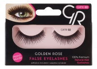 Golden Rose - FALSE EYELASHES - Artificial eyelashes