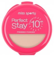Miss Sporty - So Matte Perfect Stay - Mattifying Powder