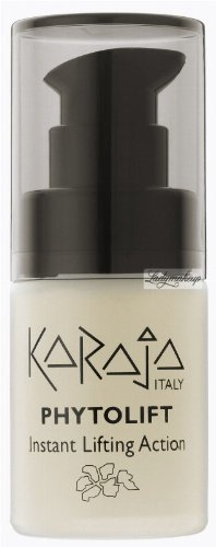 Karaja - PHYTOLIF - Lifting Serum with Instant Tightening Effect + Anti-Age Phytocomplex - Make-up base