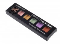 Golden Rose - CORRECT & CONCEAL - Camouflage Cream Palette
