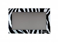 Z Palette - ULTIMATE CUSTOMIZABLE MAKEUP PALETTE - Large Magnetic Palette - LARGE ZEBRA