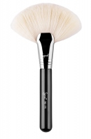 Sigma - FAN CHROME - Brush for face sweeping - F90