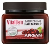 VitalDerm - HAIR MASQUE ARGAN - Nutritional