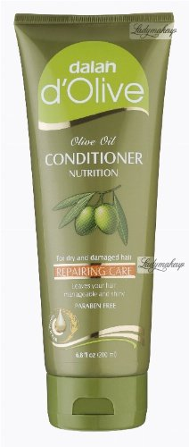 Dalan d'Olive - Rebuilding olive hair conditioner