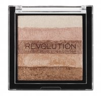 MAKEUP REVOLUTION - SHIMMER BRICK - Highlighter - RADIANT - RADIANT