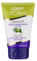 Dalan d'Olive - OLIVE OIL INTENSIVE CREAM Hand & Body