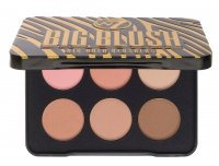 W7 - BIG BLUSH - BIG BOLD BLUSHERS - Palette of blushers and bronzers