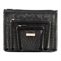 MAKEUP REVOLUTION - PROFESSIONAL COSMETICS BAG SET - Set of 3 cases