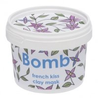 Bomb Cosmetics - FRENCH KISS CLAY MASK - with Kaolin Clay