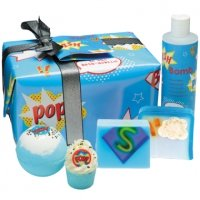 Bomb Cosmetics - Superhero's Savior - Gift Set SUPERBOHATER