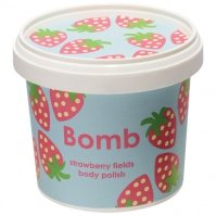 Bomb Cosmetics - Strawberry Fields - Body Polish