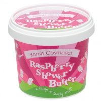 Bomb Cosmetics - Raspberry - Shower Butter