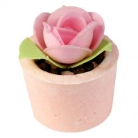 Bomb Cosmetics - Garden Party - Moisturizing Bubble Bath Cupcake