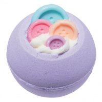 Bomb Cosmetics - Bomb-jamin Button - Sparkling Bath Ball