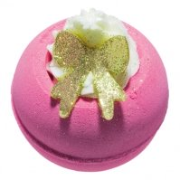 Bomb Cosmetics - Razzle-berry - Sparkling bath ball