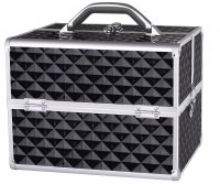LOVETO.PL - Makeup box - BLACK DIAMOND 3D