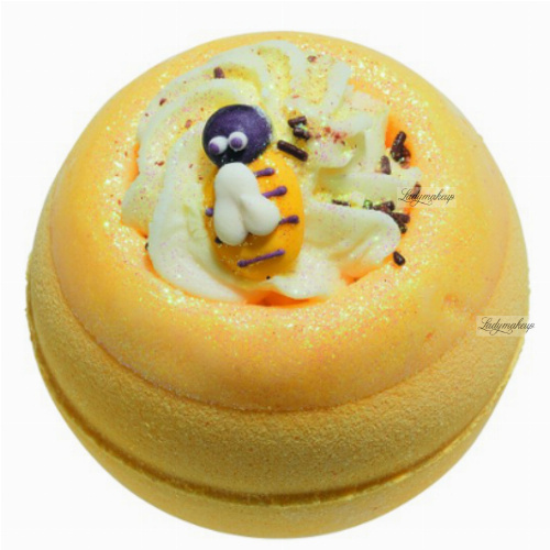 Bomb Cosmetics - Honey Bee Mine - Sparkling Bath Ball - BEE