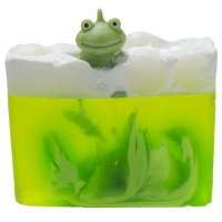 Bomb Cosmetics - It's Not Easy Being Green - Glycerin Soap