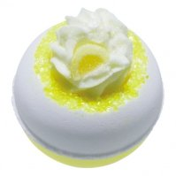 Bomb Cosmetics - Lemon Da Vida Loca - Sparkling Bath ball