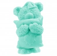 LaQ - Happy Soaps - Natural Glycerine Soap - GREEN BEAR