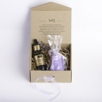 LaQ - Set of natural cosmetics - Watermelon seed oil + Glycerin soap free!