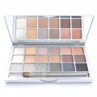 Kryolan - Palette of 18 shadows