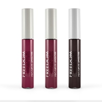 FREEDOM - PRO MELTS - VAMP COLLECTION - Long Lasting & Intense Color - 3 lip glosses