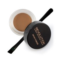 MAKEUP REVOLUTION - Brow Pomade - SOFT BROWN - SOFT BROWN
